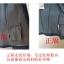 Pre-order เสื้อสูทแฟชั่น สูทยีนส์เข้ารูป สูทบาง ประดับด้วยคริสตัล แฟชั่นเสื้อสูทเวอร์ชั่นเกาหลี thumbnail 15