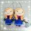 Plush Purse Anna - Frozen from Disney USA ของแท้100% จากอเมริกา กระเป๋าตุ๊กตา ปากปิ๊กแป็ก มีสายโซ่ น่ารักน่าใช้มากๆ thumbnail 3