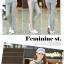 Pre-Order ชุดออกกำลังกายแฟชั่น ชุดกีฬาผู้หญิงเซ็ตคู่ เสื้อแขนยาวและกางเกงขายาว มีฮู๊ด แต่งแขนเสื้อด้วยผ้าต่างสี thumbnail 5