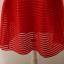ชุดเดรสแฟชั่นเกาหลี แขนกุด ผ้าซีทรูตาข่าย มีซับใน สีแดง thumbnail 21