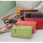 กระเป๋าคลัทช์ แฟชั่นกระเป๋าถือผู้หญิง แฟชั่นมาใหม่สไตล์ยุโรป-อเมริกา หนังแท้ สีลูกกวาด thumbnail 6