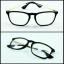 กรอบแว่นตา LENMiXX CoCo Glod thumbnail 1