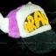 หมวก ARALE อาราเล่ รุ่นขนปุย สีม่วง ขาว ดำ 3 โทน thumbnail 1