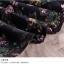 Pre-Order กระโปรงผ้าโพลีเอสเตอร์พิมพ์ลายดอกไม้ สไตล์วินเทจ ผ้าเนื้อหนา แฟชั่นปี 2015 thumbnail 13