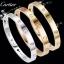 พร้อมส่ง ~ Cartier Diamond Bracelet กำไลข้อมือหน้าโลโก้คาร์เทีย thumbnail 10