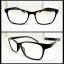 กรอบแว่นตา LENMiXX Black TR thumbnail 1