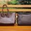 Pre-Order กระเป๋าสะพายผู้หญิง หนังแท้ หิ้วได้ สะพายได้ มีกระเป๋าชั้นในผ้าโพลีเอสเตอร์ถอดได้ สีแดง thumbnail 10