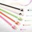 Cable USB To Micro USB (3M) ม้วนใหญ่ คละสี thumbnail 3