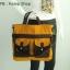 [พร้อมส่ง] กระเป๋าสะพายข้างถอดสายได้รุ่น Yellow Mustard thumbnail 4