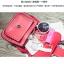 Pre-Order กระเป๋าสะพายผู้หญิง หนังเทียม PU และสายสะพายยาว ปักหมุดสวยมาก หรูหรา thumbnail 5