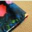 Pre-order กระโปรงพลีท จีบใหญ่ ผ้าขีฟองพิมพ์ดอกไม้ แฟชั่นเรโทรย้อนยุค กระโปรงยาว thumbnail 4