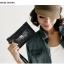 กระเป๋าคลัทช์ แฟชั่นกระเป๋าถือผู้หญิง แฟชั่นมาใหม่สไตล์ยุโรป-อเมริกา หนังแท้ สีลูกกวาด thumbnail 1