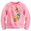 z Disney Princess Sweatshirt for Girls ของแท้ นำเข้าจากอเมริกา (Size: 4) thumbnail 1