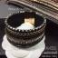 พร้อมส่ง ~ Swarovski Bracelet ข้อมือหนังกลับงานชวารอฟสกี้ รุ่นนี้แนะนำเลยคะ thumbnail 2