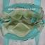 กระเป๋าสะพาย นารายา แฟชั่น Summer ผ้าคอตตอน สีเขียว ลายดอกไม้ (กระเป๋านารายา กระเป๋าผ้า NaRaYa กระเป๋าแฟชั่น) thumbnail 8