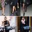 (Pre-order) กระเป๋าหนังแท้ กระเป๋าสะพายผู้หญิง หนังเรียบ แบบคลาสสิค สไตล์ยุโรป อเมริกา สีดำ thumbnail 4