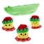 z 3 Peas-in-a-Pod Plush - Toy Story - Holiday - Mini Bean Bag - 8'' thumbnail 2