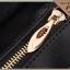 (Pre-order) กระเป๋าสะพายหนังแท้แบบเรียบหรู แฟชั่นกระเป๋าถือ กระเป๋าสะพายสไตล์ยุโรป อเมริกา สีน้ำตาลอ่อน thumbnail 7