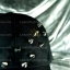 หมวกแก๊ป Cap สีดำ แต่งหนาม ดาว 2 แถว พาดหมวก thumbnail 2