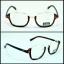 กรอบแว่นตา LENMiXX Super Brown thumbnail 1