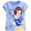 เสื้อเด็กหญิง ลายสโนไวท์ Snow White Glitter Tee for Girls(12-18month) From Disney Store USA thumbnail 1