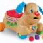 z Fisher-Price Laugh and Learn Stride to Ride Puppy (พร้อมส่ง) thumbnail 2
