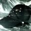 หมวกแก๊ป Cap สีดำ แต่งหนาม ดาว 2 แถว พาดหมวก thumbnail 4
