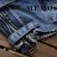 ชุดเสื้อกั๊กยีนส์+กางเกงขาสั้น ใส่แยกชิ้นได้ ผ้ายืนส์อย่างดี เหมือนแบบ thumbnail 9