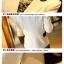 Pre order เสื้อสูทแฟชั่นเกาหลี ปกสูท แขนยาว แต่งด้วยผ้าต่างสีที่ปกและกระเป๋า สีเหลือง thumbnail 3