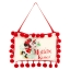 z Minnie Mouse and Tinker Bell Holiday Door Knocker thumbnail 1