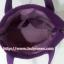 กระเป๋าสะพาย นารายา ผ้าคอตตอน สีชมพู ลายดอกไม้ ผูกโบว์ (กระเป๋านารายา กระเป๋าผ้า NaRaYa กระเป๋าแฟชั่น) thumbnail 6