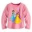 Disney Princess Long Sleeve Tee for Girls ของแท้ นำเข้าจากอเมริกา (Size: 5/6) thumbnail 1