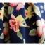 ลดล้างสต็อก กระโปรงพลีท จีบใหญ่ ผ้าใยกัญชาพิมพ์ลาย Red flower แฟชั่นเรโทรย้อนยุค สไตล์เกาหลี thumbnail 9