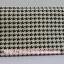 กระเป๋าเครื่องสำอางค์ นารายา ผ้าคอตตอน ลายชิโนริ มีกระจกในตัว Size L (กระเป๋านารายา กระเป๋าผ้า NaRaYa) thumbnail 4
